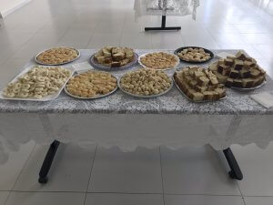 Coffee Break do evento
